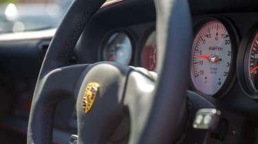 Porsche 911 Everrati - wheel