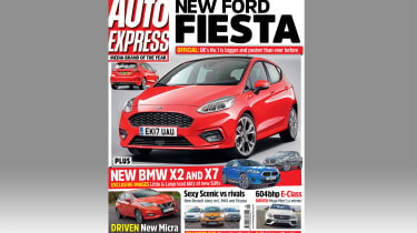 Auto Express Issue 1,450