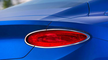 Bentley Continental GT - rear light detail