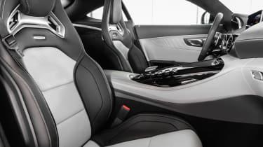 Mercedes-AMG GT - seats