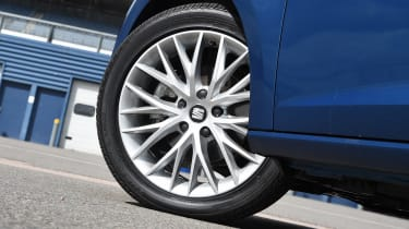 SEAT Leon wheel