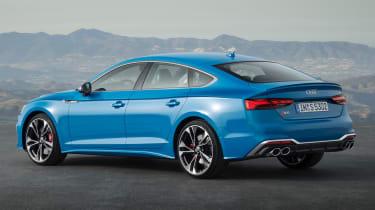 2019 Audi S5 Sportback- rear 3/4 static