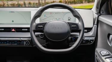 Ioniq 5 - steering wheel