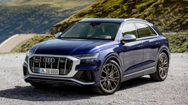 Audi SQ8 - front static