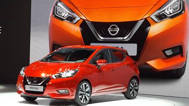 New Nissan Micra 2017
