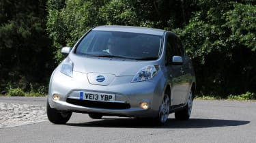 "<p class=""p1"">The Nissan Leaf was designed to bring battery powered cars to the mainstream - and it was a success, with decent sales in the UK.</p>"