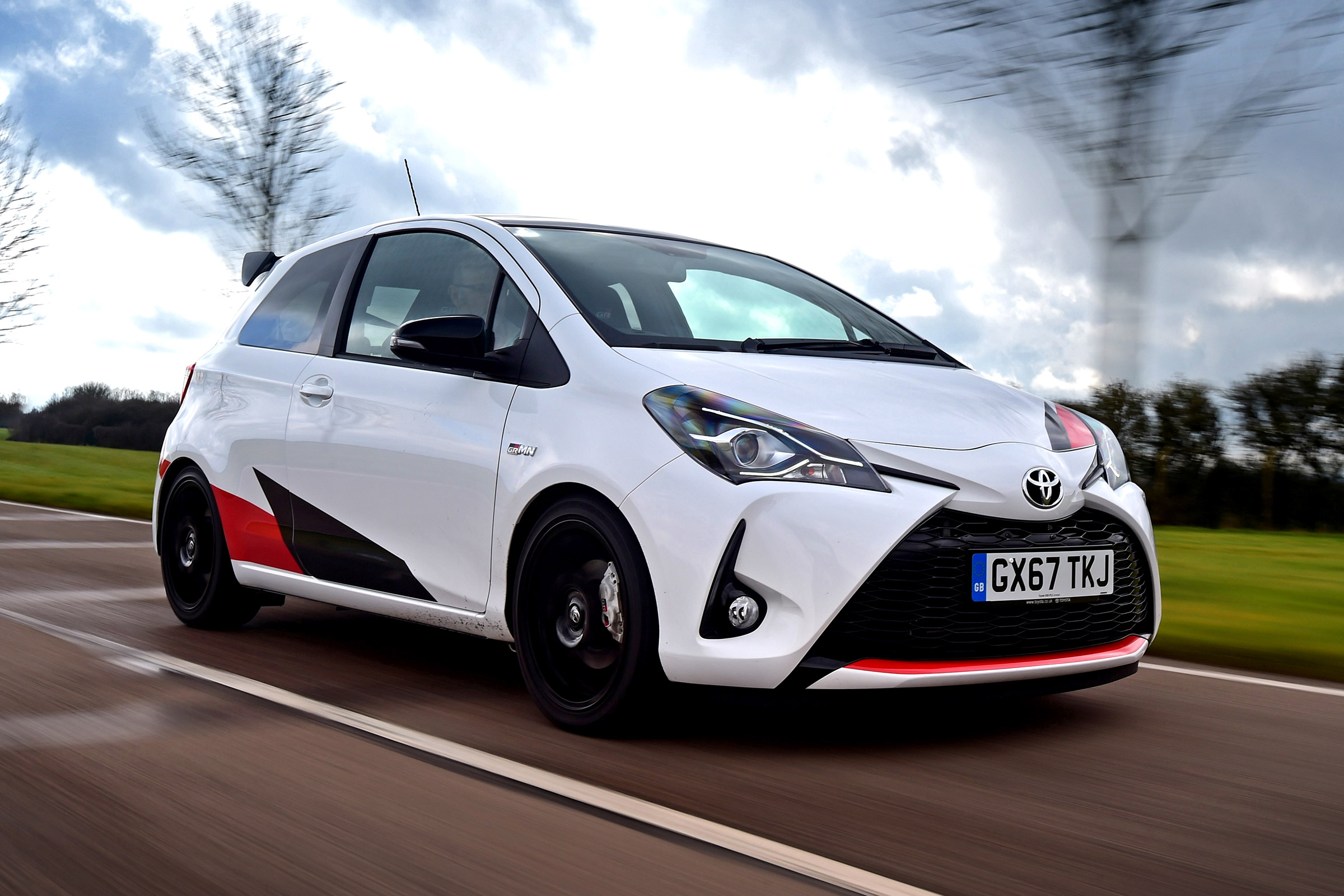 New Toyota Yaris GRMN 2018 review  Auto Express