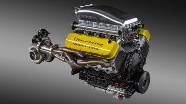 Venom F5 engine