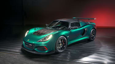 Lotus Exige Cup 430 front
