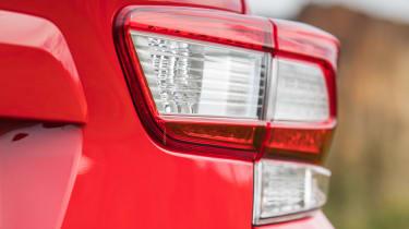 Subaru Impreza 2017 - tail light