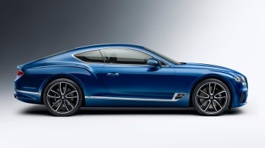Bentley Continental GT - side static studio