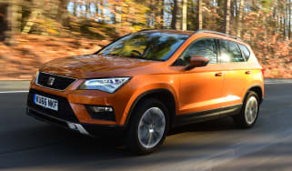 Long-term test review: SEAT Ateca - front tracking