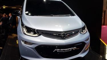 Opel Ampera-e - Paris front