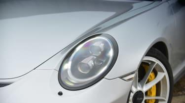 Porsche 911 GT3 - front light