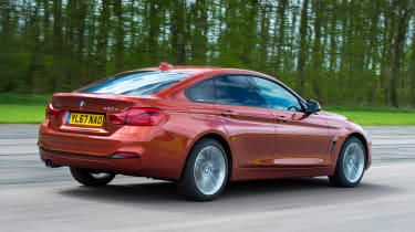 BMW 4 Series - rear