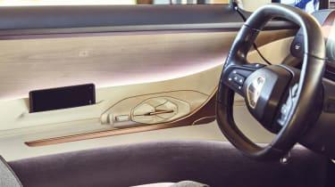 Renault Symbioz concept - interior