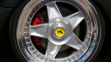 Ferrari wheels for this GTI