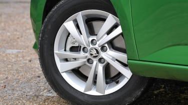 Skoda Fabia Estate -Wheel