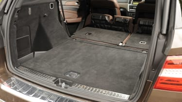 Mercedes ML 250 Bluetec Sport boot