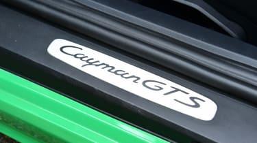 Porsche 718 Cayman GTS 4.0: long-term test review - first report sill