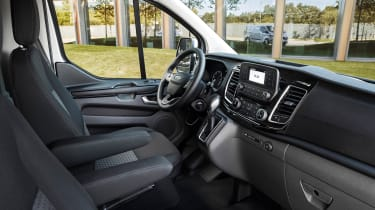 Ford Transit Custom PHEV - Interior