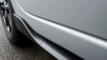 Mazda 2 Sport Black - detail