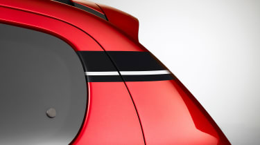 Citroen C1 Urban Ride - side detail