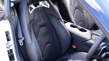 Toyota Supra -  seats