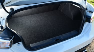 Toyota GT86 boot