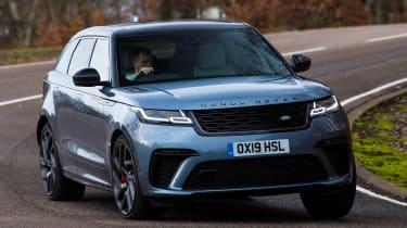 Range Rover Velar SVAutobiography Dynamic - front action