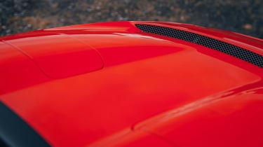 Porsche 911 Speedster - rear detail
