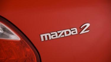 Used Mazda 2 - rear badge