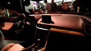 Mazda CX-4 - Beijing Motor Show - interior