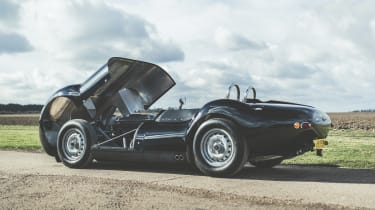 Lister Knobbly - static
