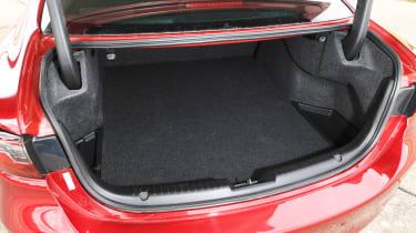 Mazda 6 - boot