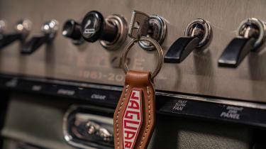Jaguar E-Type 60 Collection - keys