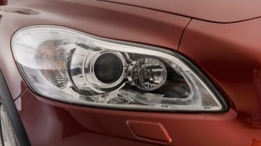 Used Volvo C30 - front light details