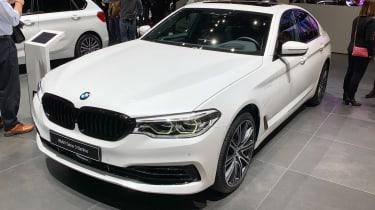 BMW 530e - Geneva front