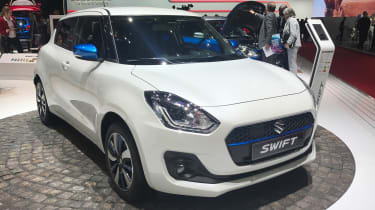 Suzuki Swift Geneva - front