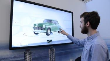 SEAT's Digital Museum - Sam Naylor