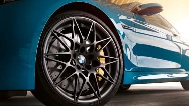 BMW M4 M Heritage Edition - wheel