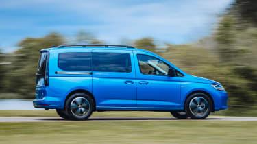 Volkswagen Caddy California MPV - side