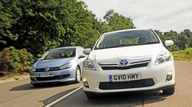 Auris vs. Bluemotion