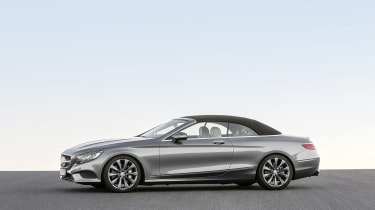 Mercedes S-Class Cabriolet 15