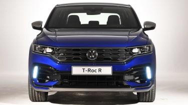 Volkswagen T-Roc R - full front