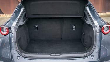 New Mazda CX-30 2021 - boot