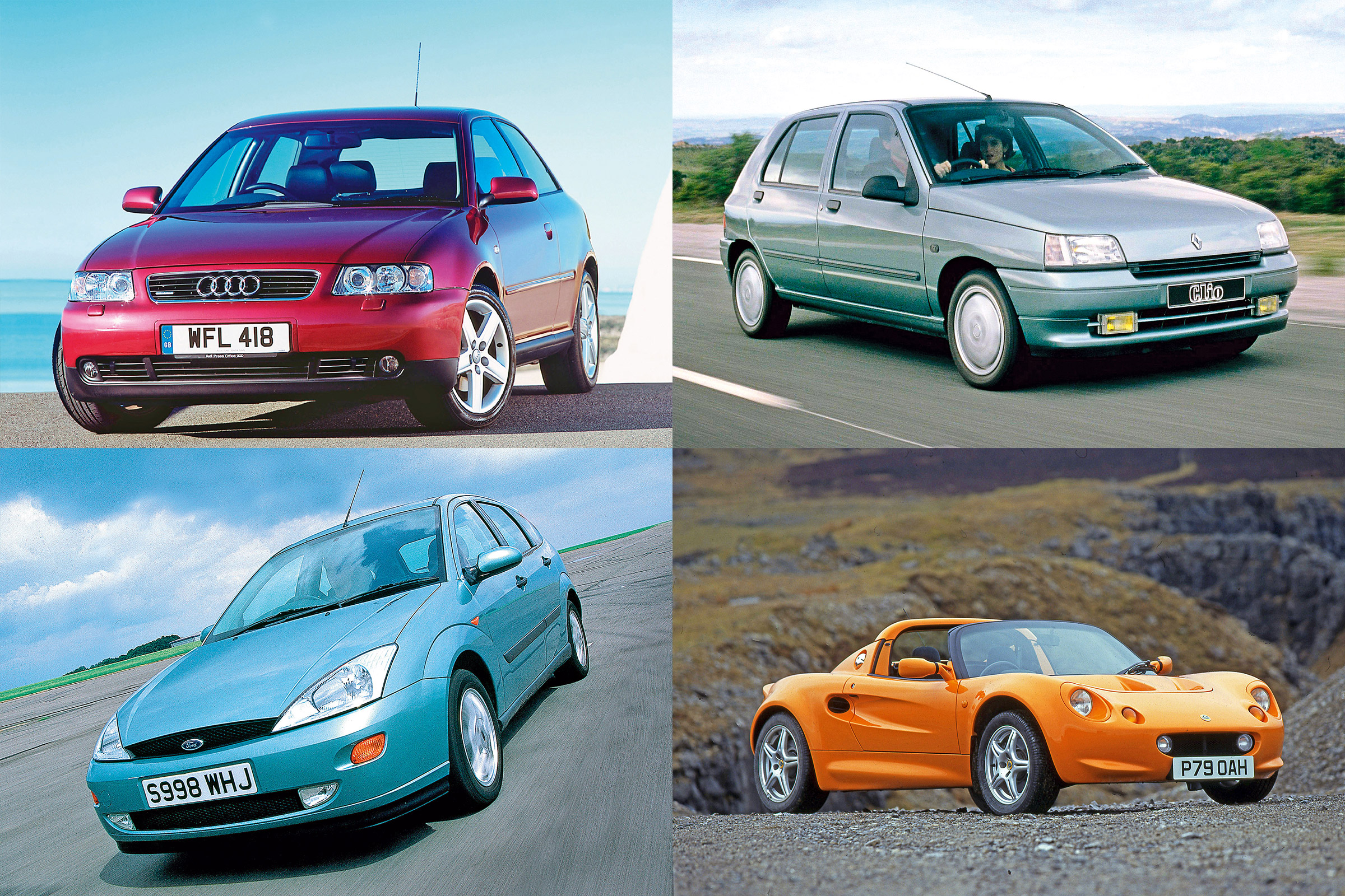 The Best Cars Of The 1990s Auto Express