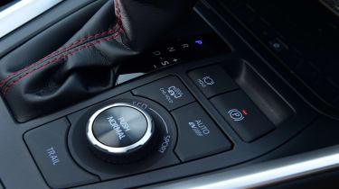Toyota RAV4 - control