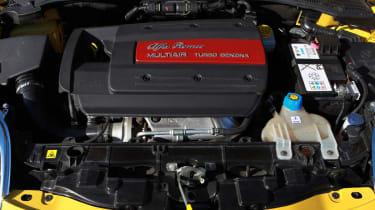 Alfa Romeo MiTo TCT engine