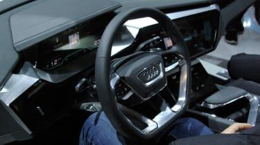 Audi interior ces
